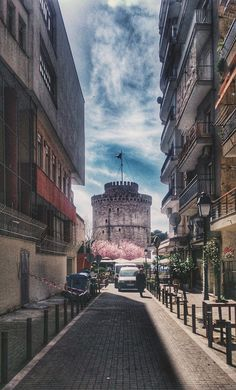 White Tower Parthenon, Acropolis, Travel Around The World, Around The Worlds, In Ancient Times, Thessaloniki, Macedonia, Mykonos, Athens