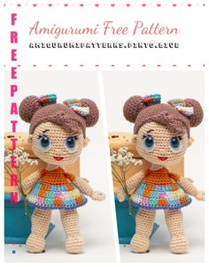 In this article we will share the amigurumi lol baby doll free crochet pattern. Amigurumi related to everything you can not find and share with you. Doll Amigurumi Free Pattern, Crochet Amigurumi Free Patterns, Crochet Doll Pattern, Amigurumi Doll, Crochet Toys, Crochet Baby, Free Crochet, Amigurumi For Beginners, Unique Crochet