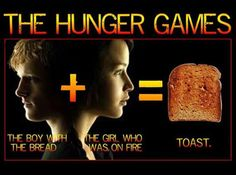 Funny Hunger Games | Dump A Day hunger games funny images toast - Dump A Day