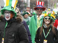 St. Patrick's Festival 2014. 14th - 17th March. Dublin, Ireland