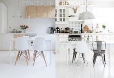 Concealer or revealer? How minimal are you?