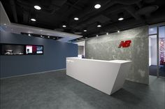 New Balance Has Moved Into New Offices In Hong Kong Which Were Designed By  Spatial Concept