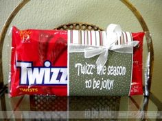 Stocking stuffer, Advent Calendar treat . . . other possibilities?