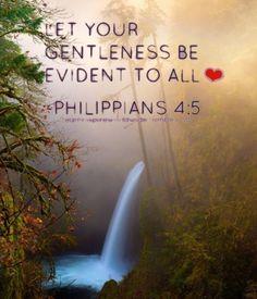 Phil 4:5