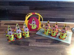Bumba traktatie 2nd Birthday, Birthday Parties, Thank You Presents, Dora, School Treats, Creative Food, Kids Meals, Gifts For Kids, Birthday Candles