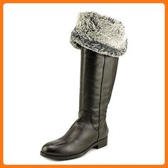 Aldo Birchy Damen US 6.5 Schwarz Mode-Knie hoch Stiefel (*Partner Link)