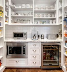 Home Interior Layout .Home Interior Layout Clever Kitchen Storage, Kitchen Appliance Storage, Kitchen Pantry Design, Rustic Kitchen Design, Kitchen Cabinet Storage, New Kitchen Cabinets, Diy Kitchen, Kitchen Decor, Kitchen Appliances
