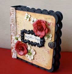 Beyond Beauty: Mini Album - love everything about this mini!