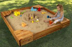 KidKraft Backyard Sandbox - SensoryEdge - 4