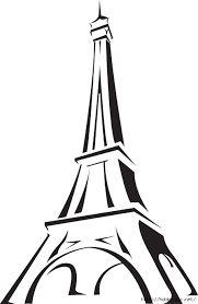 eiffel tower silhouette clipart free stock photo public domain rh pinterest com eiffel tower clipart black and white eiffel tower clip art printable free