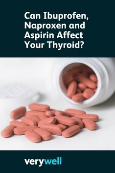 When we have an ache or pain, many of us reach for a nonsteroidal anti-inflammatory drug like aspirin, or ibuprofen (Motrin, Advil). But is this safe? Find out here. Hashimoto Thyroid Disease, Cold Symptoms, Sprain, Thyroid Health, Flu, Disorders, Beauty, Beauty Illustration