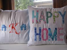 Happy Home Pillows