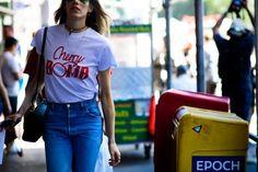 Veronika Heilbrunner   New York City via Le 21ème
