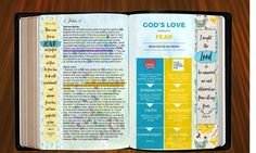 Free Bible journaling margin kit with two free Bible verse bookmarks ready to use in your bible margin or planner