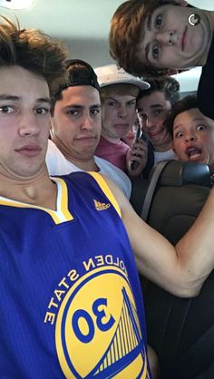 Can wait to see theses boys tomorrow I'm gonna have a blast magcon Dallas here we come!!