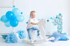 Фотосессия Мой первый день рождения или Годовасие в фотостудии