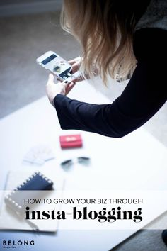 How to grow your business through insta-blogging with Abby Wood (abbywoodwear) featured in Belong Magazine / ISSUE 03  www.belong-mag.com