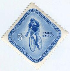 ¡¡¡¡1957 VII VUELTA COLOMBIA!!!