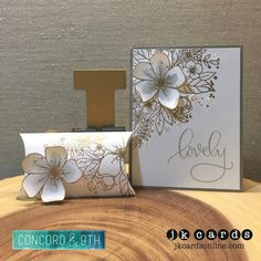 OSAT February Blog Hop – All You Need is Love! Concord & 9th Hello Lovely Photopolymer, WOW! Rich Pale Gold Embossing Powder, Prismacolor Pencils, Pretty Pink Posh Sparkling Clear Sequins.