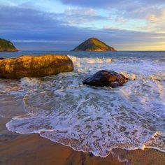 La playa Grumari es una de las más desconocidas de Rio de Janeiro
