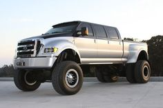 Purchase used Ford F650 truck, super truck, limo, 6 door, 4x4 ...