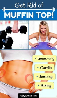 Welcome to Gabriel Atanbiyi Blog: How To Get Rid Of Muffin Top?
