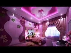 Teen Girl Bedrooms - From sweet to alluring teen room help. Hungry for additional breath taking teen room decor information simply pop by the pin to study the post example 2489546147 immediately Teenage Girl Bedroom Designs, Teen Girl Rooms, Teenage Girl Bedrooms, Little Girl Rooms, Kid Bedrooms, Teenage Room, Baby Rooms, Barbie Bedroom, Deco Rose