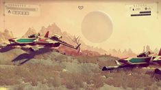 no man's sky wallpaper dual screen - Google Search