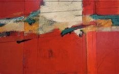 horizontal format - KAREN JACOBS  contemporary and abstract paintings