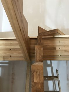 Loft, Bed, Furniture, Home Decor, Wood Stairs, Homemade Home Decor, Stream Bed, Lofts, Home Furnishings