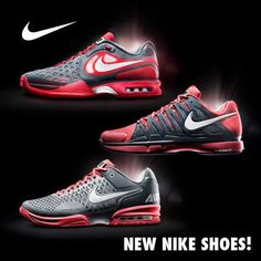 Check out the new Nike shoe colors!