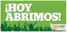 Vente a celebrar el #DíaDeLaMadre a tu Centro Comercial #ElIngenio!   HOY ABRIMOS!
