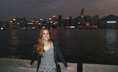 My last trip: Hong Kong - Avenue of Stars  http://iammafalda.blogspot.ae Travel the world