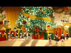Harrods launches Christmas window displays and first animated festive film ever - News - Fashion - The Independent
