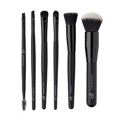 Your Perfect Travel Makeup and Travel Beauty Guide - Face Brush Set, Brush Sets, Brow Brush, Concealer Brush, Elf Eyeshadow Brush, Best Makeup Brushes, It Cosmetics Brushes, Makeup Products, Maquillaje