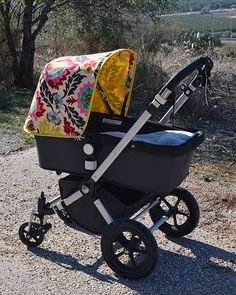 Bugaboo sun canopy. Bugaboo Cameleon Bee cover. Stroller canopy & Bugaboo Cameleon cover seat. Stroller cover ?? NiKAAccessories ...