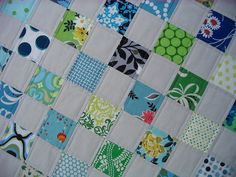 Red Pepper Quilts: Three Baby Quilts