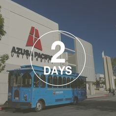 Two. More. Days. ...until campus is swarming with students once again. // http://www.apu.edu/cp/countdown/ #iHeartAPU