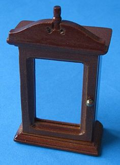 Puppenhaus Wandschrank Spiegelschrank braun Miniaturen 1:12 | Your #1 Source for Toys and Games