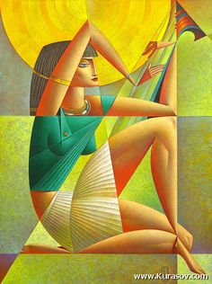 Georgy Kurasov was born in 1958 in the USSR, in what was then Leningrad. He still lives and works in the same place, but now the country is Russia and the city is called St Petersburg. Without any effort on his part whatsoever, Georgy seems to have emigrated from one surreal country to another.
