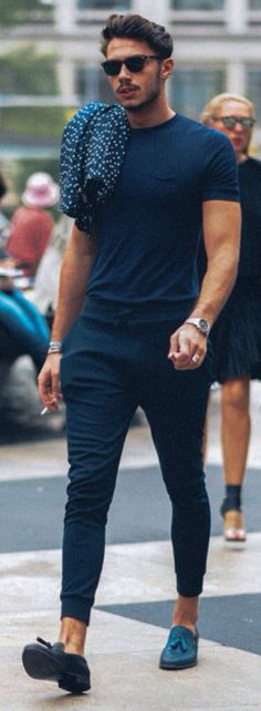 Urban Street Style, Club Monaco, Mens Spring Summer Fashion.
