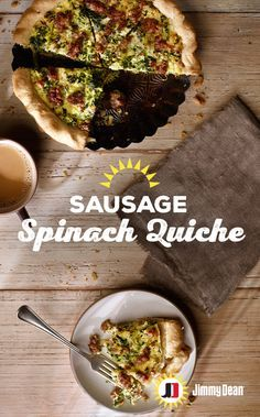 Unleash the quiche! This recipe is miles above the rest thanks to the signature seasonings in Premium Jimmy Dean Pork Sausage. Pro tip: Cover the edge of the crust with strips of foil for the last 15 minutes of cooking if the edge is getting too brown.