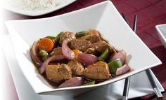 Guiso cantonés de cerdo Recetas – PRONACA Procesadora Nacional de Alimentos