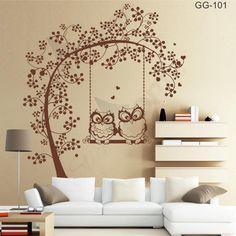 Adesivo Decorativo Gigante - GG101  Tamanho:144CMX135CM   Preço: R$94,90