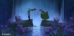 Frozen's 2D Concept Art Will Give You Warm Fuzzies