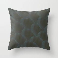 Storm Throw Pillow by Georgiana Paraschiv