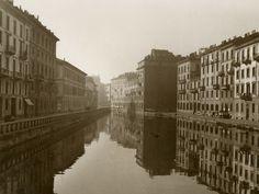 Milano a fior d'acqua