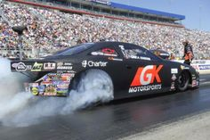 Erica Enders Gets Punk'd at the 4-Wide NHRA Nationals