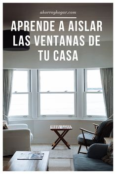 El coste de mantener la casa caliente es de los gastos más altos que tenemos durante el año. Ya sea mediante calefacción eléctrica o de gas, mantener una temperatura supondrá una parte del sueldo. Windows, Ideas, Roller Blinds, Tablecloth Curtains, Insulation, Open Spaces, Little Cottages, Thoughts, Window