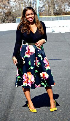 Style & Poise-Winter Florals